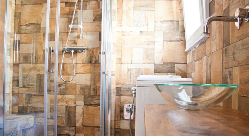 Piastrelle bagno finto legno beautiful scala con gres finto legno
