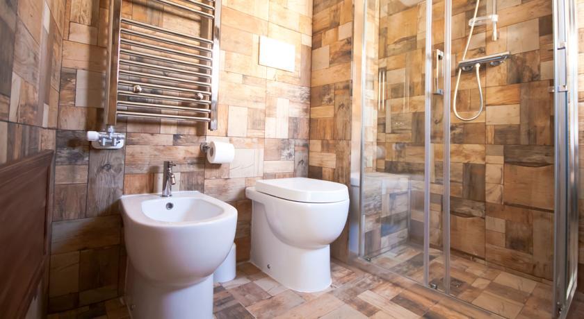 Ediltech ristrutturazioni - Bagno gres effetto legno ...